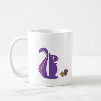 Squirrel 0006 nc coffee mug