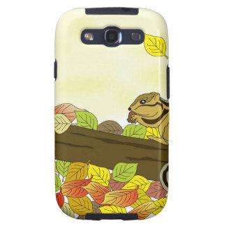 Squirrel-1 Samsung Galaxy S3 Cases