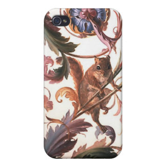 Squirrel and Mouse IPhone 4 Case