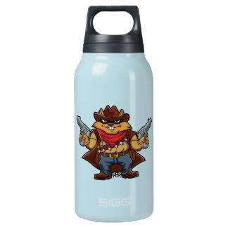 Squirrel Bandit Insulated Water Bottle