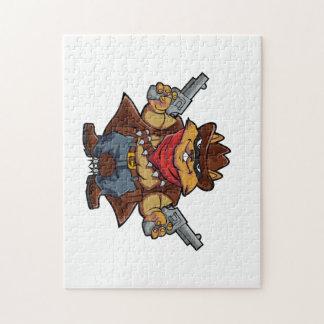 Squirrel Bandit Jigsaw Puzzle