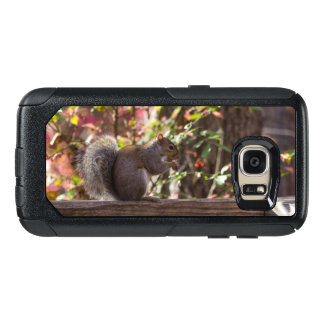 Squirrel Chow Time OtterBox Samsung Galaxy S7 Case