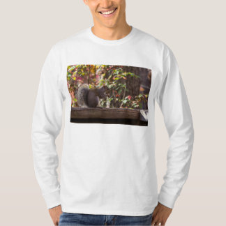 Squirrel Chow Time T-Shirt