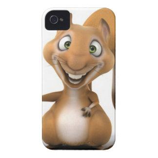 squirrel design Case-Mate iPhone 4 cases