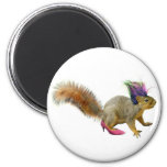 Squirrel Dress Up Magnets