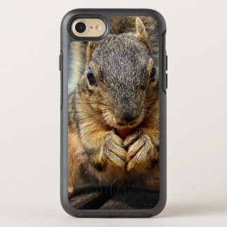 Squirrel Eating 1 OtterBox Symmetry iPhone 8/7 Case