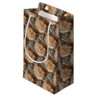 Squirrel ~ Écureuil ~ squirrels ~ GLINEUR Small Gift Bag