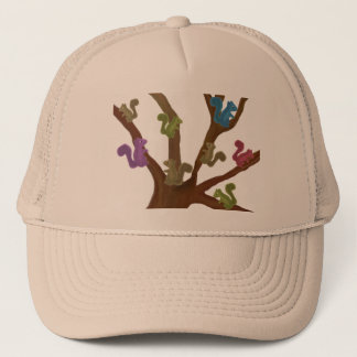 Squirrel Haven Trucker Hat