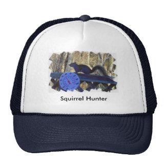 Squirrel Hunter Cap 2 Trucker Hat