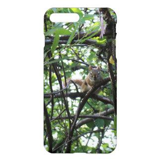 Squirrel in a tree iPhone 8 plus/7 plus case