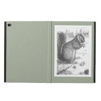 Squirrel iPad Air II Cover