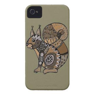 Squirrel iPhone 4 Case-Mate Case