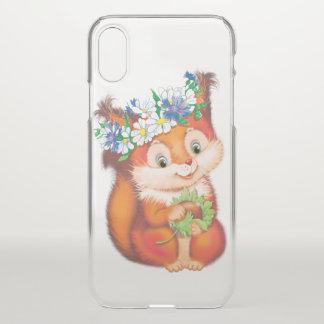 Squirrel iPhone X Case