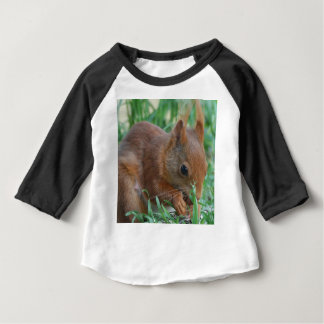 Squirrel - Jean Louis Glineur Photography Baby T-Shirt