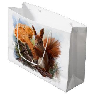 Squirrel Large Gift Bag