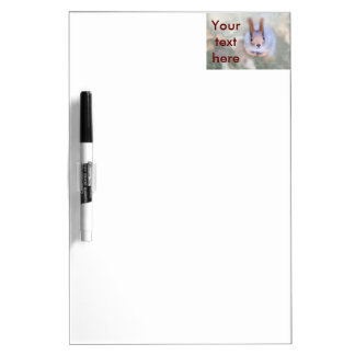 Squirrel looks at you from the bottom up Dry-Erase boards