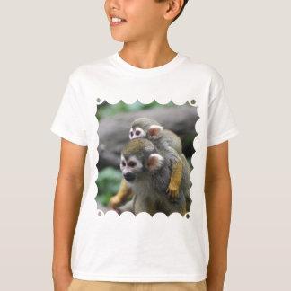 Squirrel Monkey Family Affair T-Shirt
