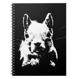 Squirrel Notebooks