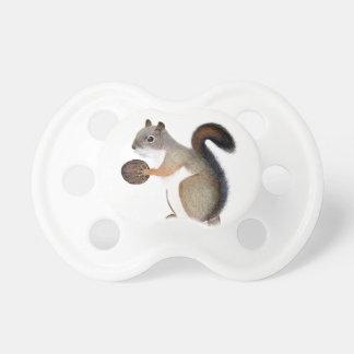 Squirrel Pacifier