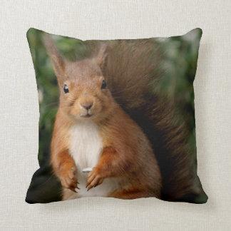 Squirrel Pillow/Cushion Throw Pillow