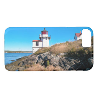 Squirrel Point Lighthouse, Kennebec River, Maine iPhone 8/7 Case