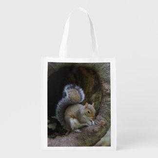 Squirrel Reuseable Bag