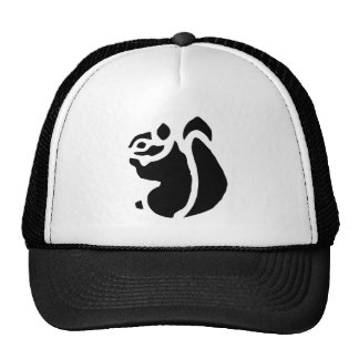 Squirrel Rodent Trucker Hat