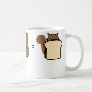 squirrel sandwich mug