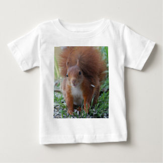 Squirrel squirrel Écureuil - Jean Louis Glineu Baby T-Shirt