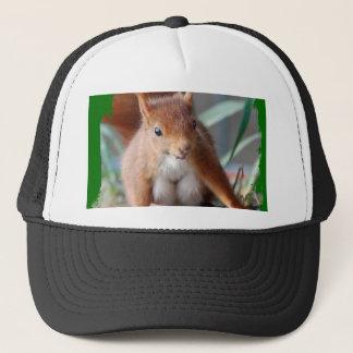 SQUIRREL - SQUIRREL - photo Jean Louis Glineur Trucker Hat