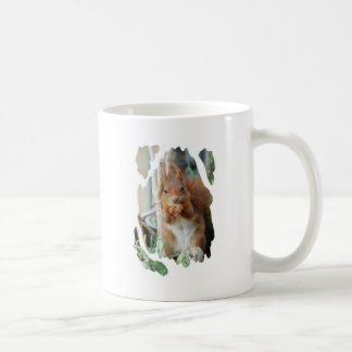 SQUIRREL SQUIRRELS ÉCUREUIL - photo GLINEUR Coffee Mug