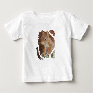 SQUIRREL SQUIRRELS ÉCUREUIL Photography Glineur Baby T-Shirt