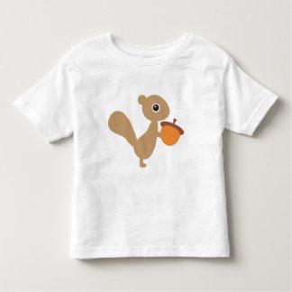 Squirrel Toddler T-shirt