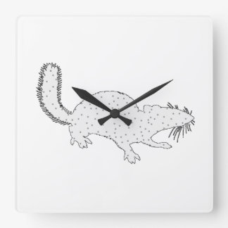Squirrel Wall Clocks