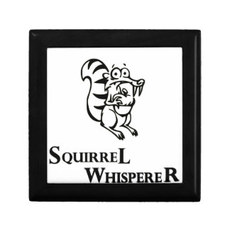 Squirrel Whisperer Gift Box