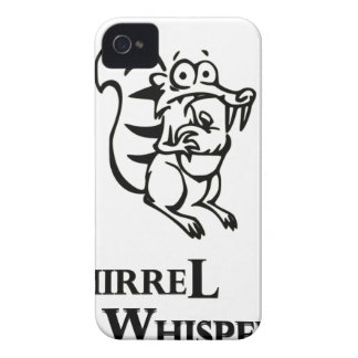Squirrel Whisperer iPhone 4 Cover