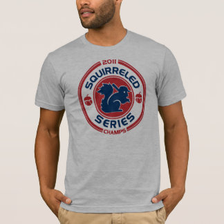 Squirreled Series: Cardinals Rally Squirrel Shirt