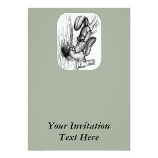 Squirrels Card
