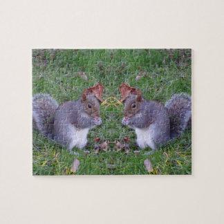 Squirrels Jigsaw Puzzle