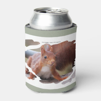 SQUIRRELS SQUIRRELS - Photography JL Glineur Can Cooler