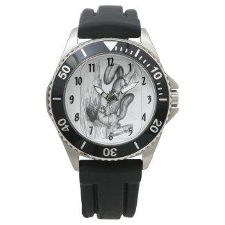 Squirrels Wristwatch