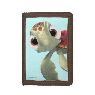 Squirt 3 tri-fold wallets