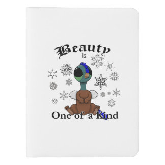 Squite Beauty is one of a kind with snowflakes Extra Large Moleskine Notebook
