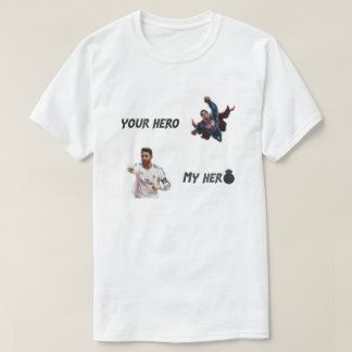 SR4 : The Hero T-Shirt