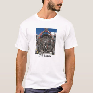 SR71 Blackbird Aircraft Cockpit T-Shirt