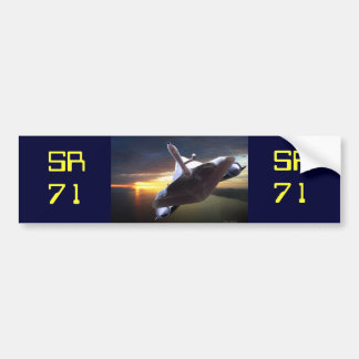 SR71 No.4, SR71, SR71 Bumper Sticker