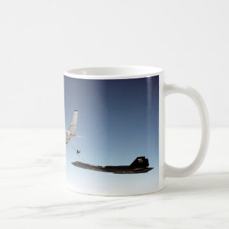 SR-71 blackbird Basic White Mug