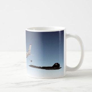 SR-71 blackbird Classic White Coffee Mug