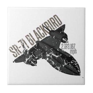 SR 71 Blackbird Tile