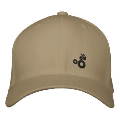 SR Side-Tilt Hat Embroidered Hats